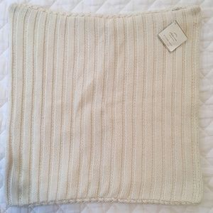NWT PB Sweater pillow cover.